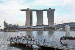 Фото готелю Marina Bay Sands