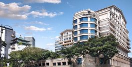 Найкращі готелі Сінгапуру: лірика