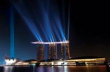 Готель в Marina Bay Sands