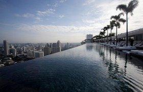 як сінгапурський готель