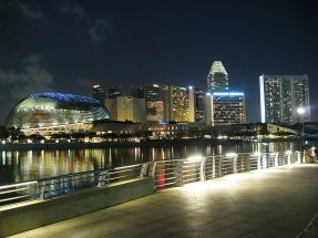 Сінгапур - мрія куди хочеться