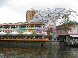 Сингапур - мечто куда хочется