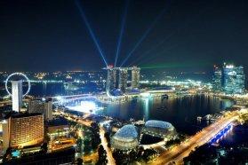Карта Сінгапуру