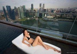 готель, Сінгапур, туризм