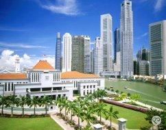 Сінгапур + otdиh в Таїланді